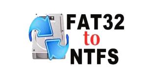 Mengubah Format FAT32 ke NTFS Tanpa Kehilangan Data