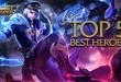 Hero yang Sering Digunakan Top Player Mobile Legends