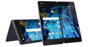 ZTE Axon M Smartphone Dengan Dua Layar Lipat