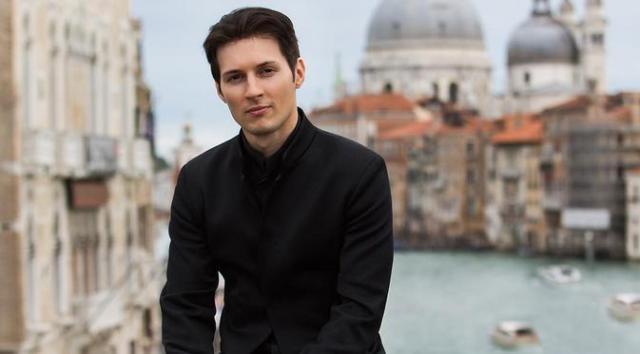 Pendiri Telegram Pavel Durov Sindir Facebook