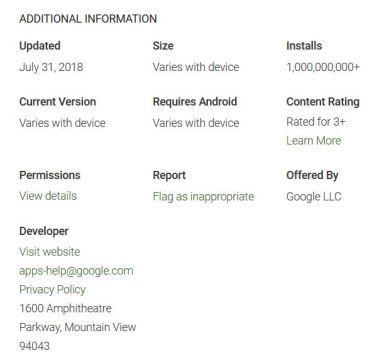 Gboard Tembus 1 Milliar Download Di PlayStore