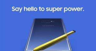 Harga dan Spesifikasi Galaxy Note 9