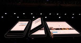 Samsung Perkenalkan Smartphone Layar Lipat