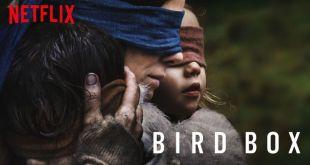 Bird Box Challenge Dicekal Oleh Netflix