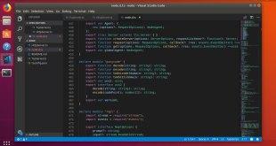 Cara Install Visual Studio Code di Ubuntu