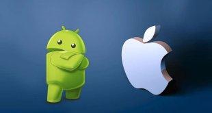 Perbedaan OS Android Dengan iOS