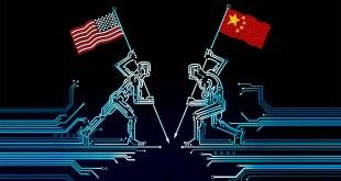 AS Tuduh Perusahaan China Suka Curi Teknologi