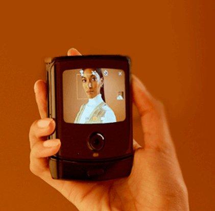 Ini Dia Tampang Motorola RAZR 2