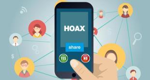 Hoax Virus Corona Serang Media Sosial