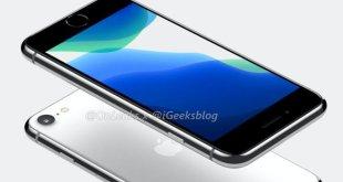 iPhone 9 Murah Akan Dirilis Maret 2020