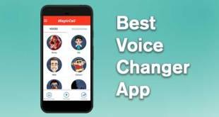 Aplikasi Pengubah Suara Terbaik di Android