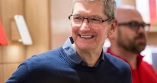 CEO Apple Resmi Jadi Miliarder