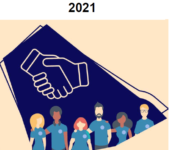 Flyer for 2021 candidates