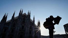 إيطاليا ترصد 12694 إصابة و251 وفاة جديدة بفيروس كورونا