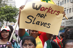 Lebanon's financial crisis leaves domestic workers without care