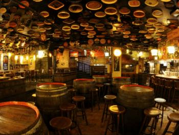 Top bar à bière Delirium - Le Barman Vous Deteste