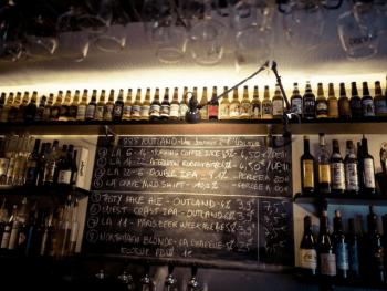 Les Trois 8 top bar à bière - Le Barman Vous Deteste