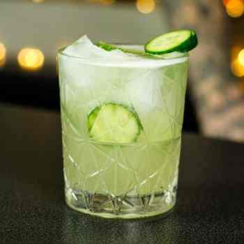 Cucumber Fizz - Le Barman Vous Deteste