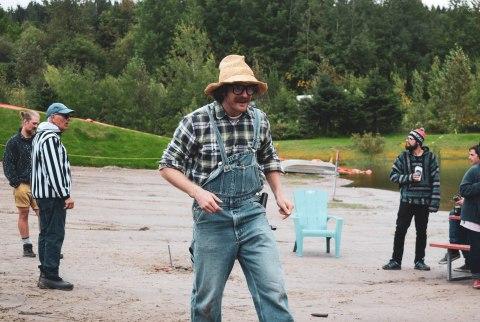 marcias humouriste québécois - el campo - go van - le baroudeur
