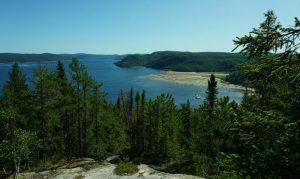 Sentier du Pic-au-vent - Fjord du Saguenay