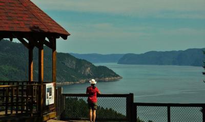 Fjord du Saguenay - Ste Rose du Nord