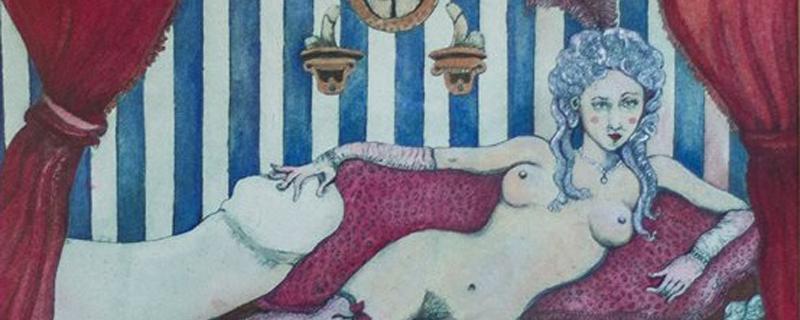 alicia burrieza marquise Louisa de la valliere