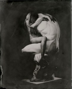 marina vargas - el modelo y la artista - le bastart