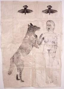 kiki smith - wolf - ñe bastart