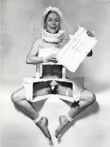 penny slinger - wedding - le bastart