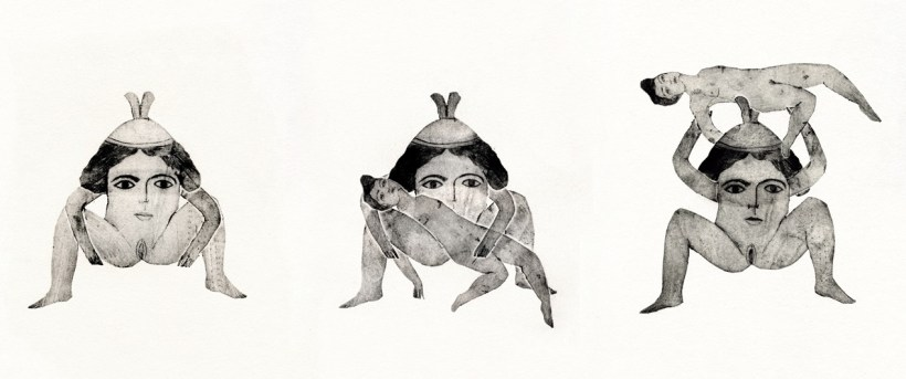 laia arqueros - baubo - le bastart