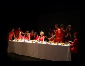 veronica ruth frias- last supper - le bastart
