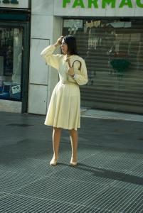 miss beige - marilyn - le bastart