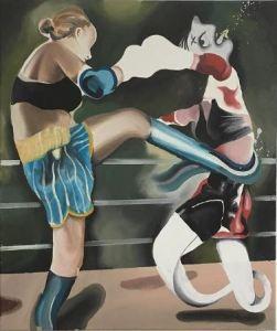 yann leto - boxeo - le bastart