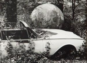 david wojnarowicz - abandoned car - le bastart