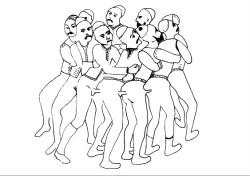 carlos motta - dibujo puissance - le bastart