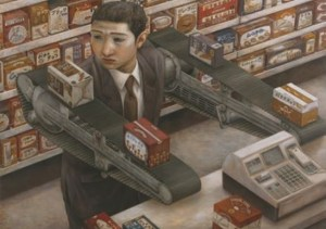 tetsuya ishida - supermercado - le bastart
