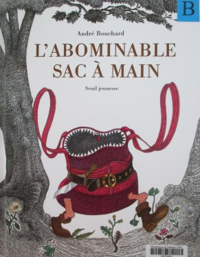 Abominable sac à main - 1