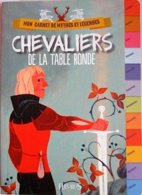 Chevaliers de la table ronde-Fleurus-couv