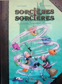 Sorcieres sorcieres tome 2-Chamblain-Thibaudier-Kennes-1
