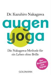 Buch Augenyoga von Dr. Nakagawa