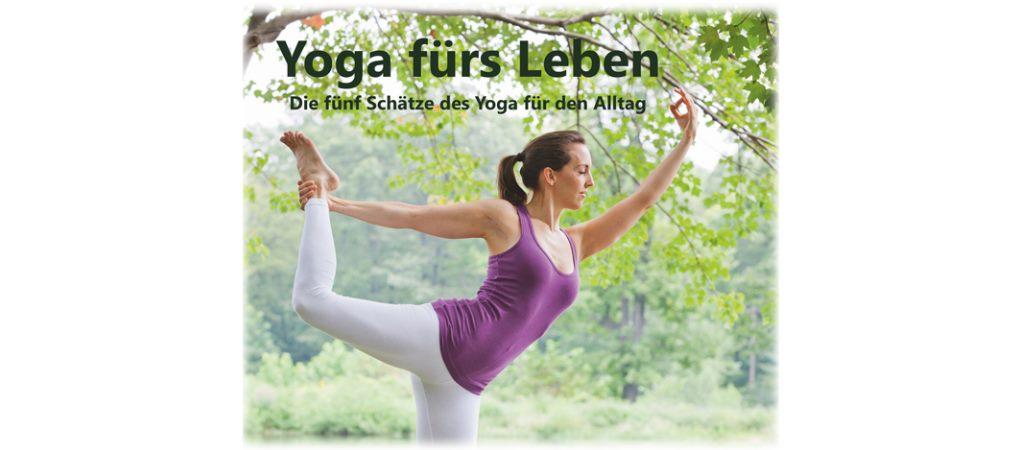 "Yogabuch: ""Yoga fürs Leben"""