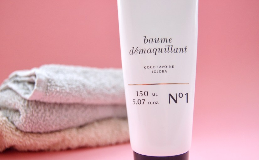 Double Cleansing : The Balmy Discovery