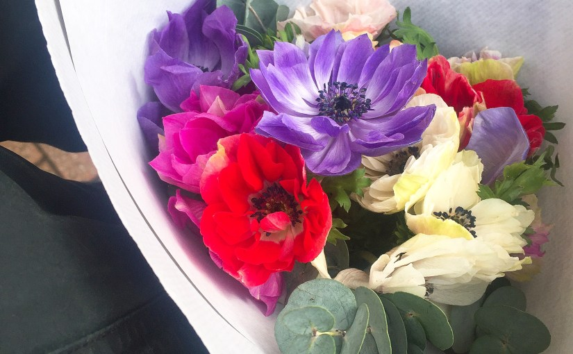 On Buying Yourself Flowers And Feeling Pretty Good About It