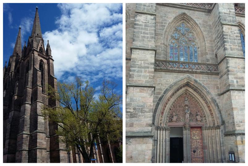 Marburg Kirchenvielfalt