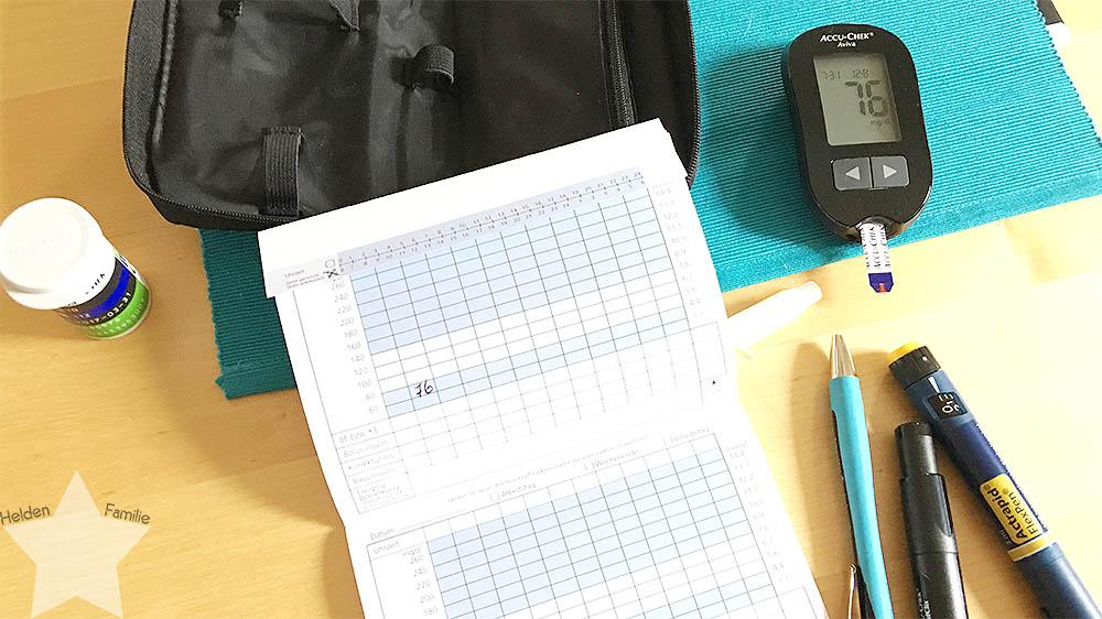 12 von 12 August - Alltagswahnsinn - Blutzuckerwert messen