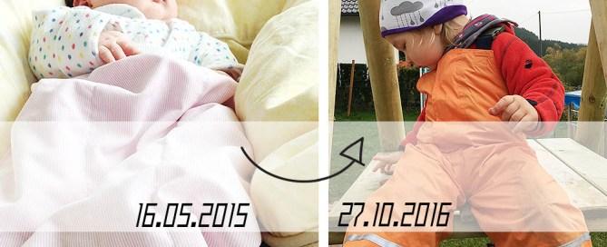 18 Monate Kleinkind - Lottes Entwicklung