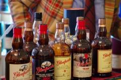 Ein kleiner Teil der Whiskyauswahl