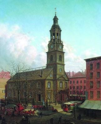 North-Dutch-Church