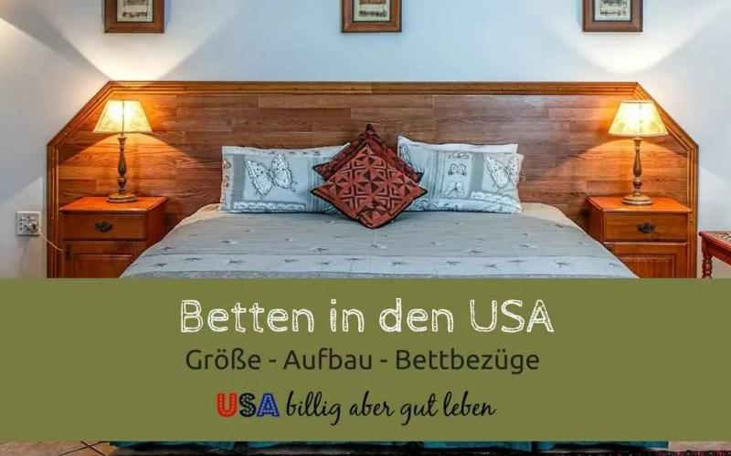 USA Betten