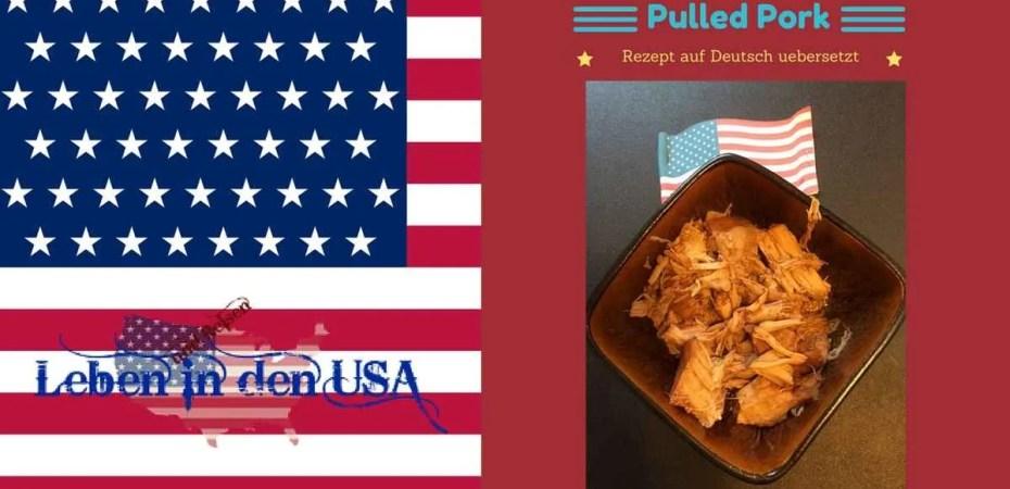 Pulled Pork mit Cola im Slow Cooker